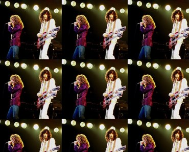 Led Zeppelin Concert 1977