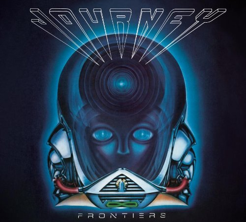 Image result for journey frontiers album