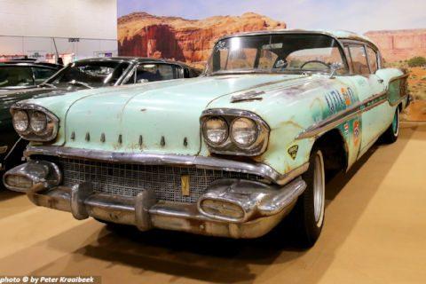 1958 Pontiac Chieftain | Foto: Peter Kraaibeek