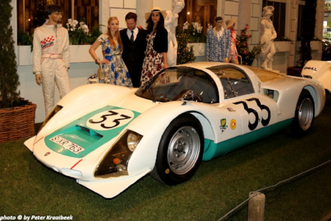 1968 Porsche 908 Le Mans