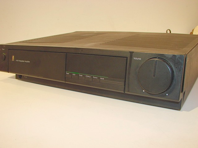 AR A 04 Integrated Amplifier Pg1 The Classic Speaker Pages