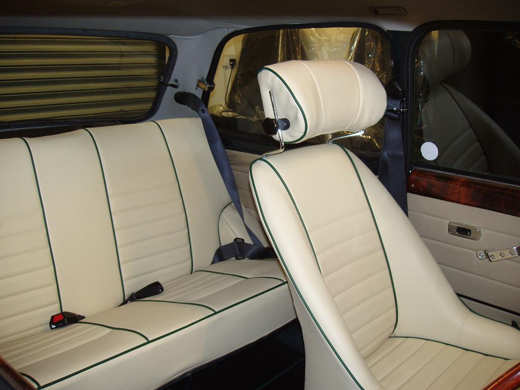 Classic Ford Concours Concours Mini Interior Kits From