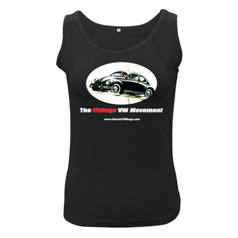 » Classic VW BuGs Vintage Movement T-Shirts, Tanks, Ladies ...