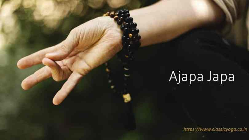 Ajapa Japa: Mantra that protects the performer