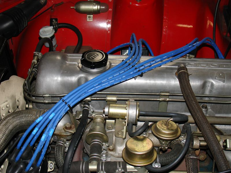 Correct Spark Plug Wires For L28 Engine