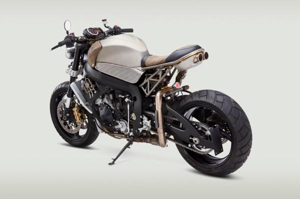 Five-O 1000 - Classified Moto
