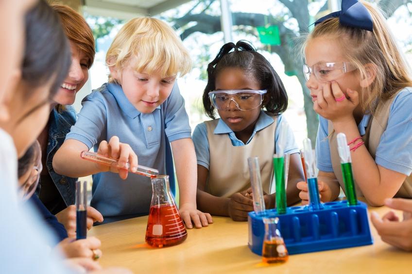 Junior Science Lab Science After School Program