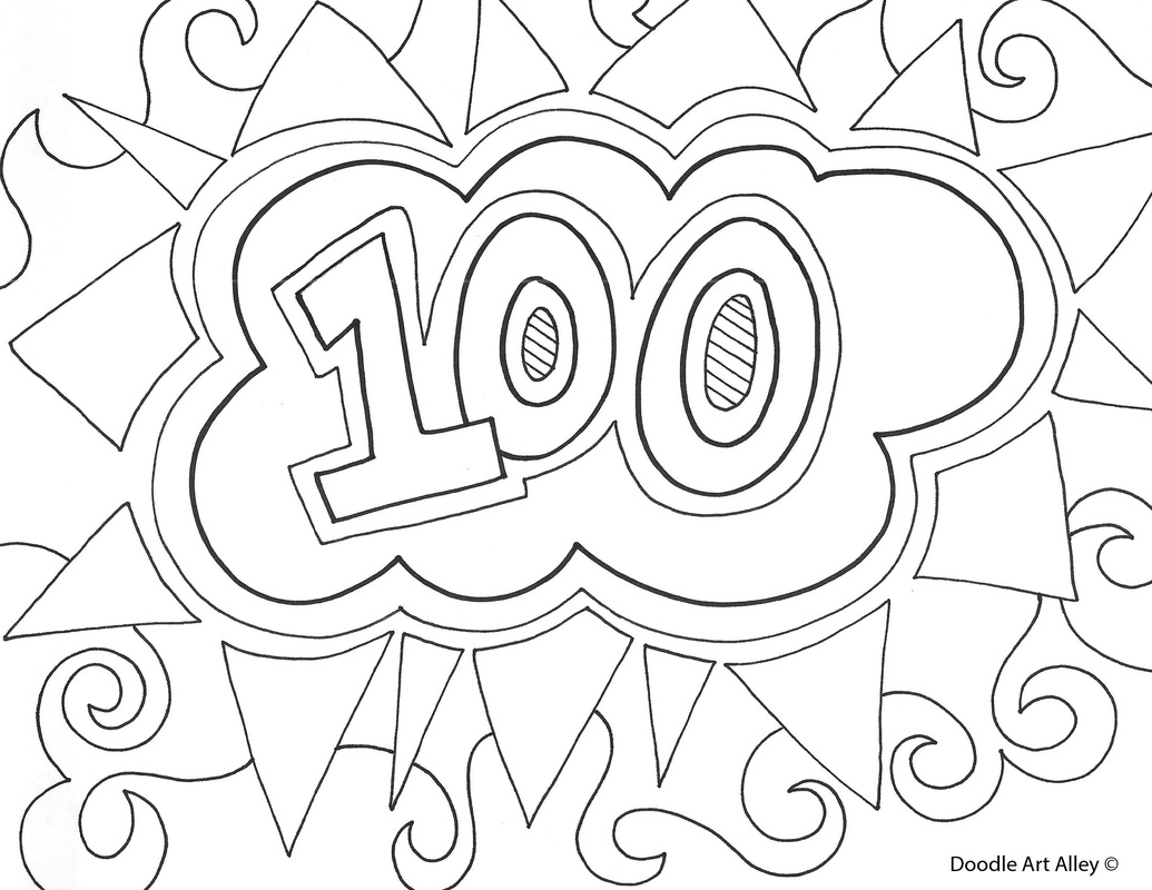 100 Number Coloring Pages For Preschool Trend Wallpapers