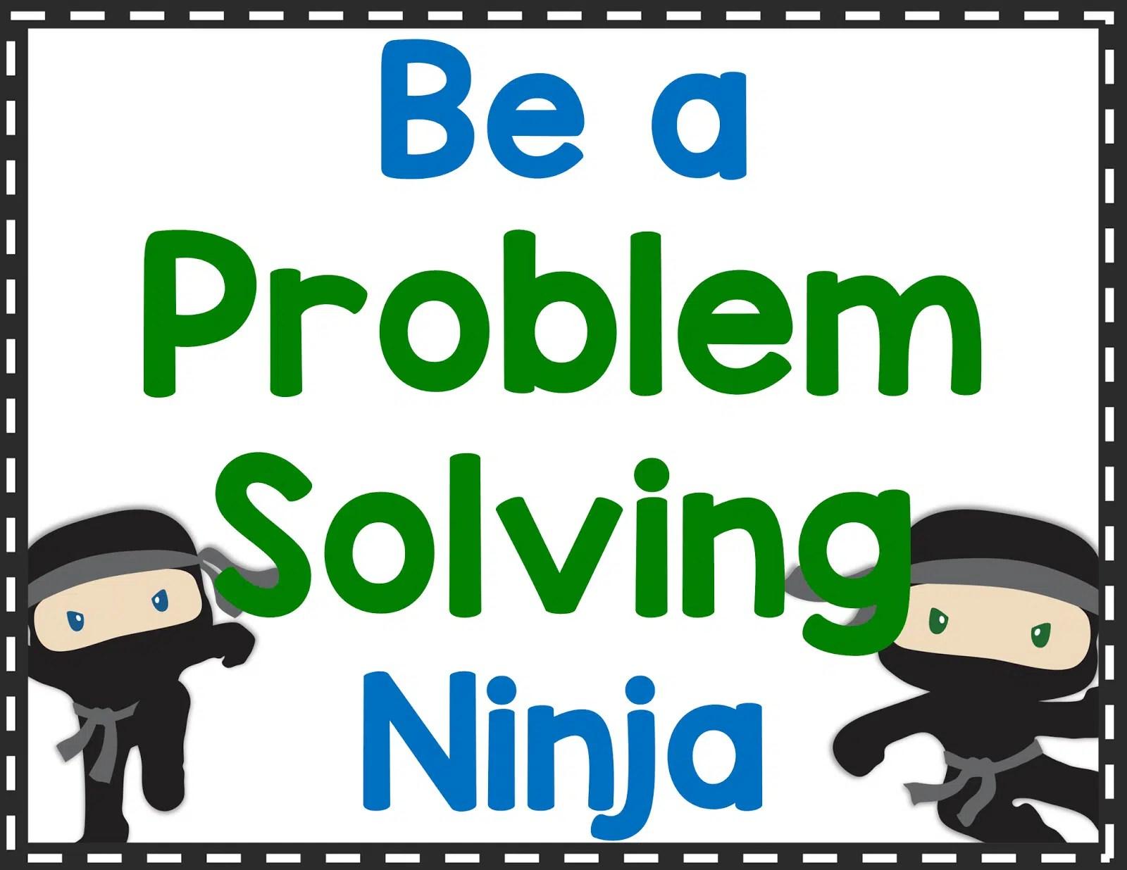 Problem Solving Process Strategy