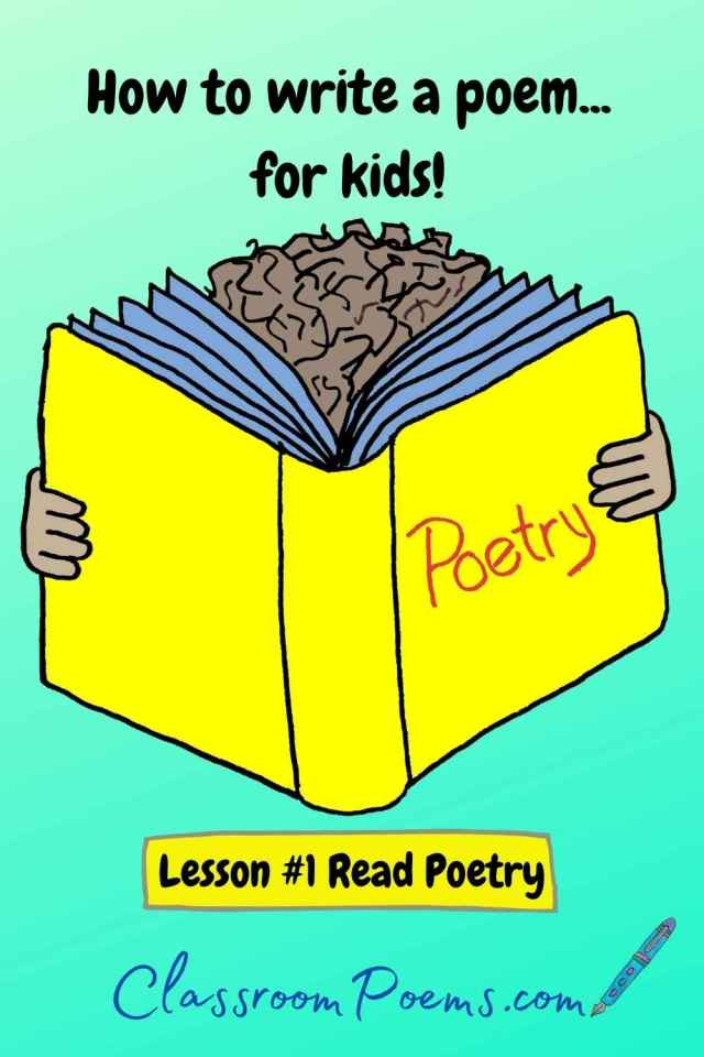 How to Write a Poem: Poetry Lessons