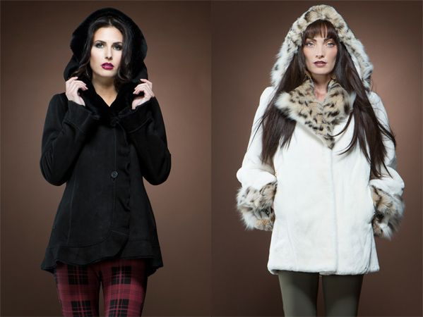 Let Shearling Protect You Through The Cold Temps Of Winter