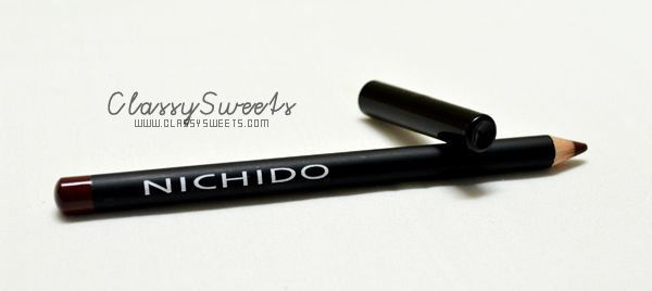 Nichido Mini Haul: Nichido Eye Pencil in 803 Brown