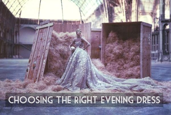 Choosing The Right Evening Dress