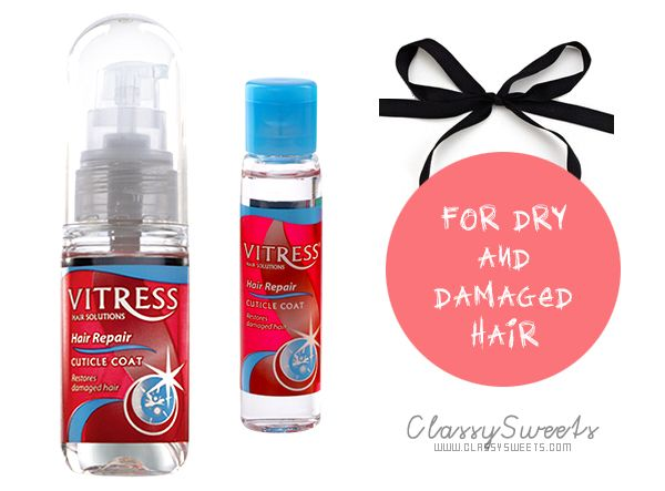 Beautiful Hair Like No Other With Vitress