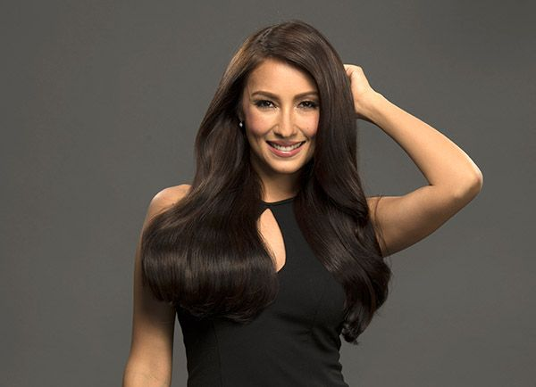 Beautiful Hair Like No Other With Vitress - Solenn Heussaff