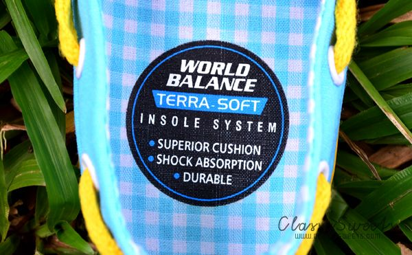 World Balance Lacey Sneakers