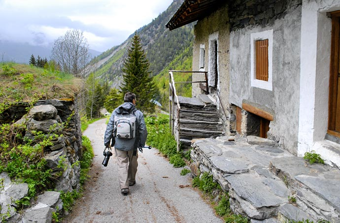 Promenade dans Le Crot