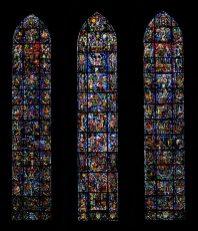lancettes-facade-transept-sud-vitrail-du-champagne
