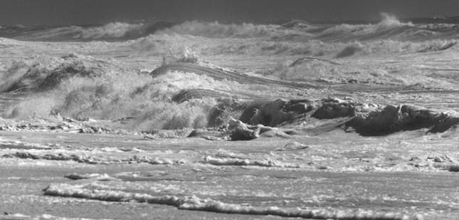 Océan en colère