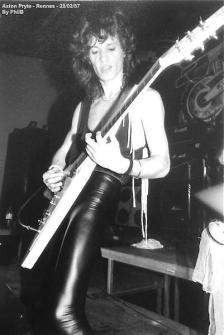 Claude Ziegler Axton Pryte - Rennes 1987