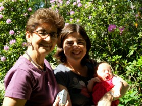 Ana Dilia, Claudia und Laura Maria