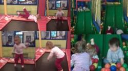 Kinder-Drill-Piste