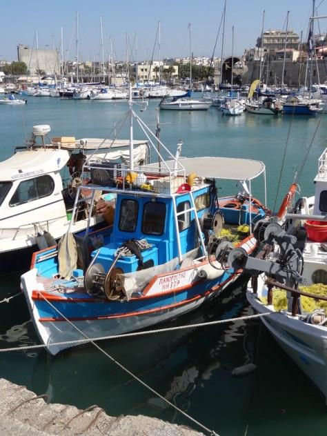 Hafen von Heraklion