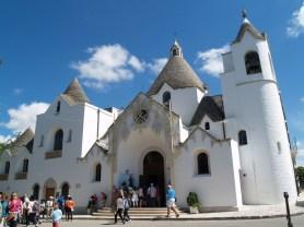 Kirche in Alberobello