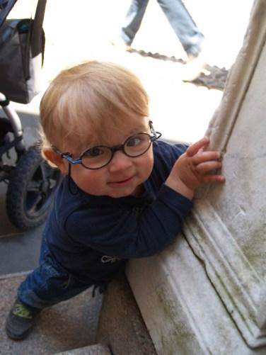 Lucas in Bergamo
