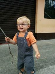Lucas in Kolumbien
