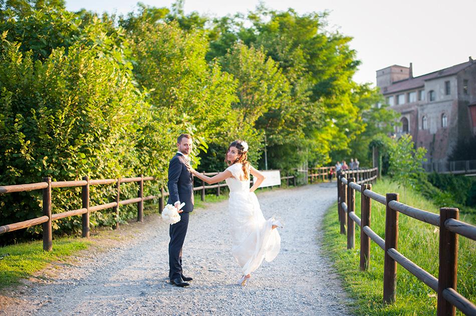 Matrimonio alla fortezza Viscontea Residenze D'epoca - Lombardia