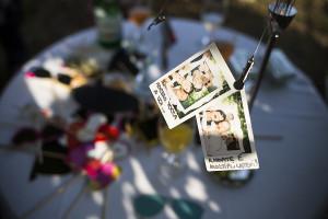 Fujifilm Instax Mini 8 - Wedding photo booth