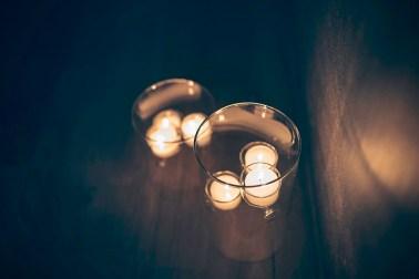 luci soffuse alla Spa