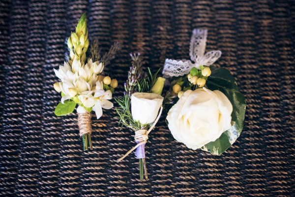 wedding country flower