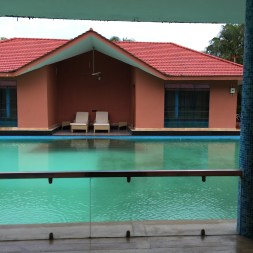 Saj Earth Resort near Cochin airport