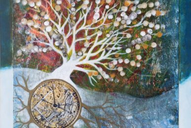 Pearls Of Wisdom painting by ClaudiaDose
