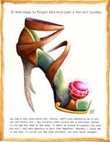 Claudia Lynch Shoe Stories