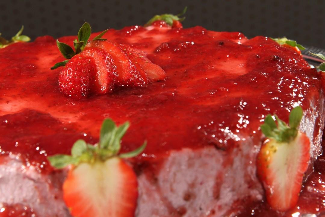 Especial morangos Torta de morango - Jô do Mascarpone fotos: Alexsander Ferraz