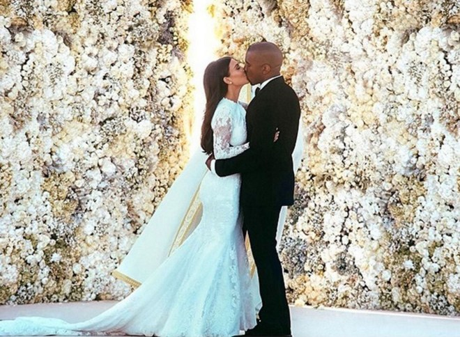 wedding-gowns-kim-kardashian-kanye-instagram