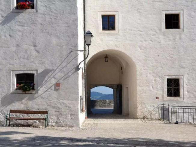 Festung Hohensalzburg, ein Ausflugsziel nicht nur für Touristen