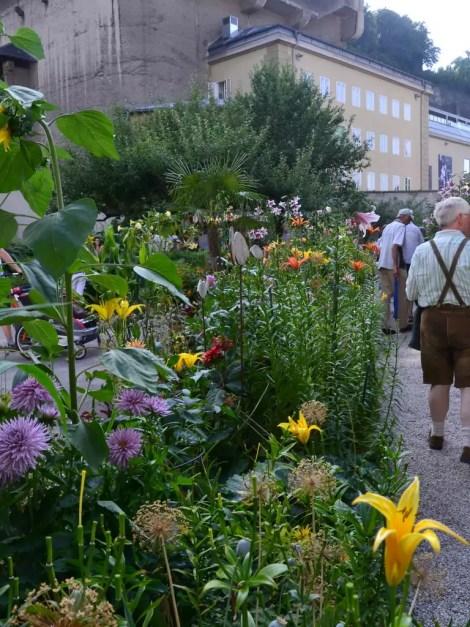 Klostergarten Franziskaner
