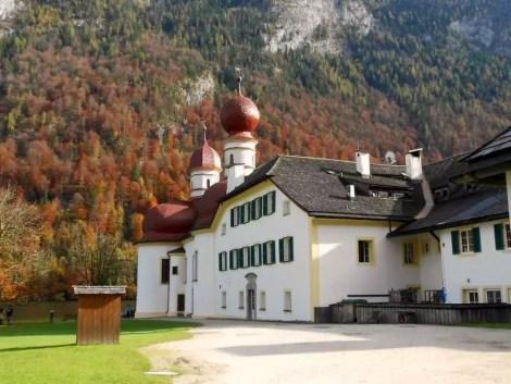 Sankt Bartholomä Wallfahrtskirche