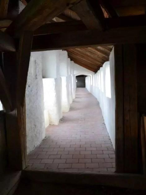 Schlangengang Festung