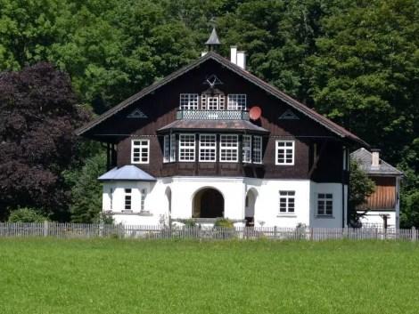 Jagdhaus am Hintersee