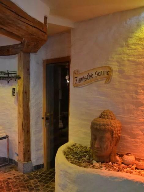 Sauna Sonnhof