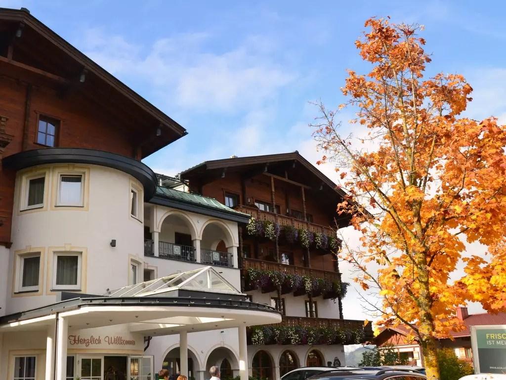 Kurze Auszeit im Sonnhof Alpendorf