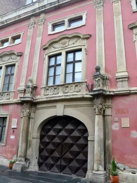 Sopron Haus