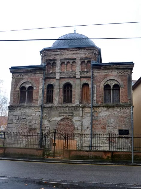 Synagoge Sopron