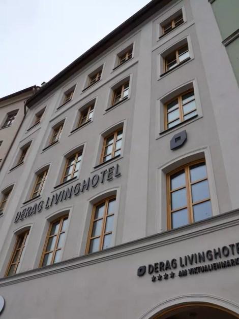 Derag Livinghotel am viktualienmarkt in München