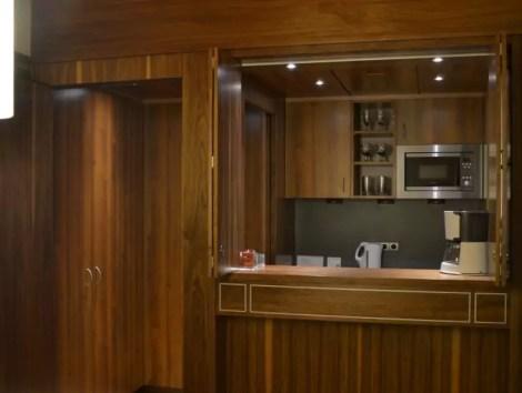 Kitchenette Derag Livinghotel an der Oper